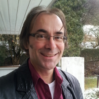 Andreas Nufer, pasteur à l'église du Saint-Esprit