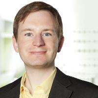 Dennis Briechle, président des vert'libéraux de Bienne