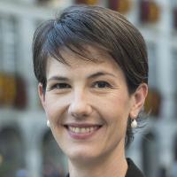 Florence Germond, Finanzdirektorin