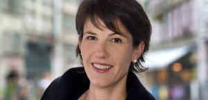 Florence Germond, Direttrice delle finanze