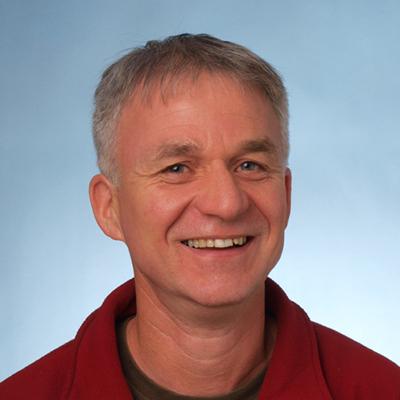 Fredy Flückiger, diacre sociale, président du chapitre diaconal