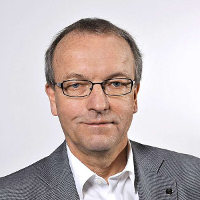 Hans-Jürg Fehr, président de SolidarSuisse