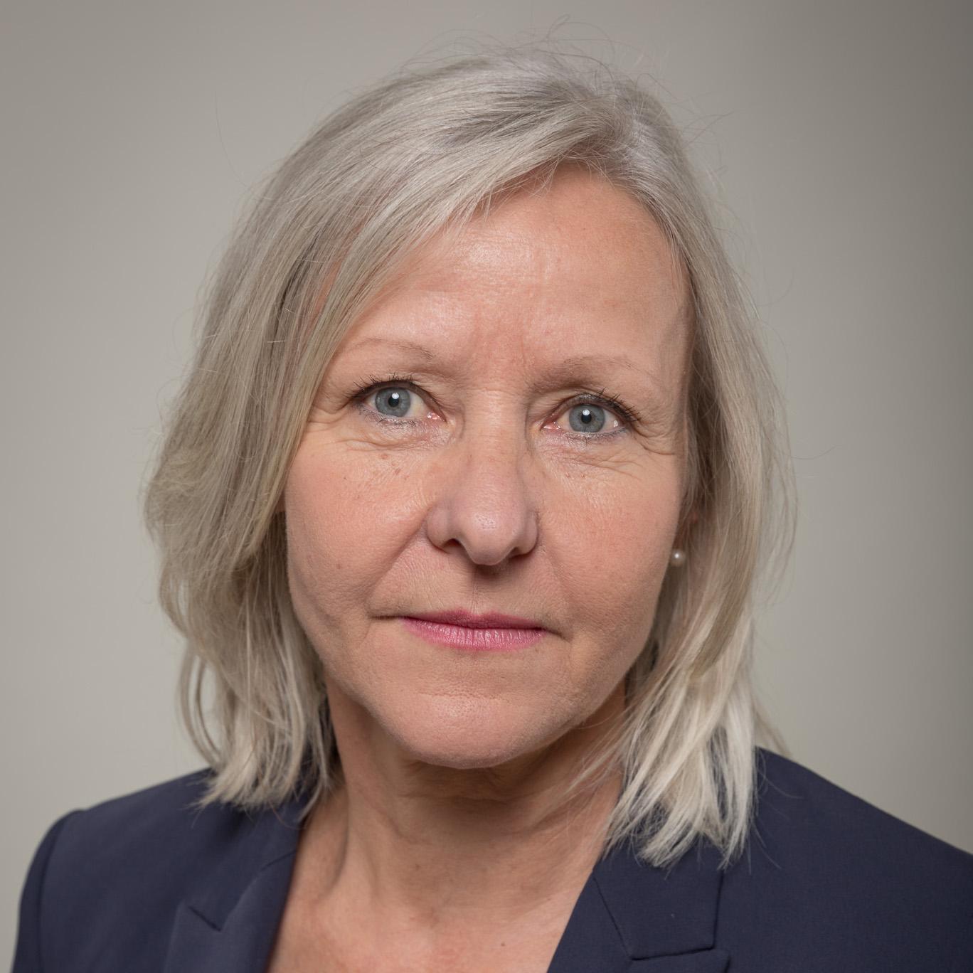 Helena Zaugg, présidente de l'Association suisse des infirmiers et infirmières ASI