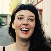 Julia Haenni, metteuse en scène et auteure