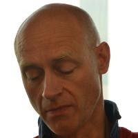 Luzius Eggenschwyler, Impiegato di banca