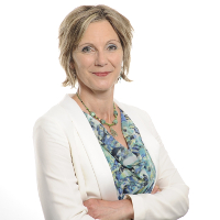 Maya Graf, co-présidente d'Alliance F